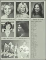 1981 Sissonville High School Yearbook Page 30 & 31