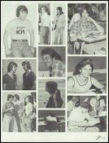 1981 Sissonville High School Yearbook Page 32 & 33
