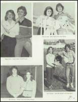 1981 Sissonville High School Yearbook Page 36 & 37