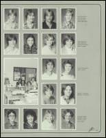 1981 Sissonville High School Yearbook Page 42 & 43