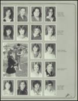 1981 Sissonville High School Yearbook Page 46 & 47