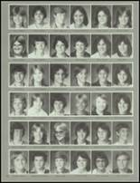 1981 Sissonville High School Yearbook Page 56 & 57