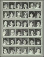 1981 Sissonville High School Yearbook Page 58 & 59