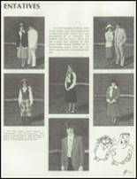 1981 Sissonville High School Yearbook Page 66 & 67