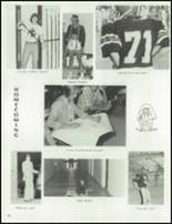 1981 Sissonville High School Yearbook Page 70 & 71