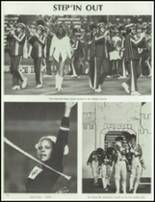 1981 Sissonville High School Yearbook Page 76 & 77