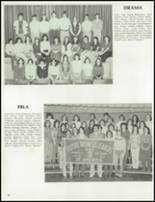 1981 Sissonville High School Yearbook Page 84 & 85