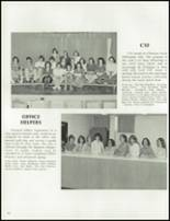 1981 Sissonville High School Yearbook Page 86 & 87