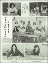 1981 Sissonville High School Yearbook Page 88 & 89