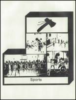 1981 Sissonville High School Yearbook Page 90 & 91