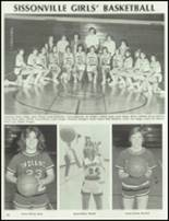 1981 Sissonville High School Yearbook Page 98 & 99