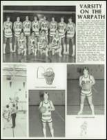 1981 Sissonville High School Yearbook Page 100 & 101