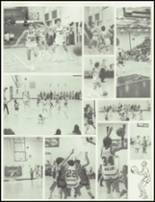 1981 Sissonville High School Yearbook Page 102 & 103