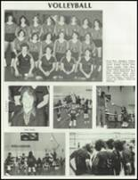 1981 Sissonville High School Yearbook Page 106 & 107