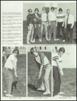 1981 Sissonville High School Yearbook Page 108 & 109