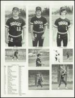 1981 Sissonville High School Yearbook Page 110 & 111