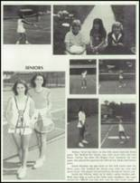 1981 Sissonville High School Yearbook Page 112 & 113