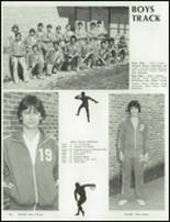 1981 Sissonville High School Yearbook Page 116 & 117