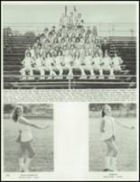 1981 Sissonville High School Yearbook Page 124 & 125