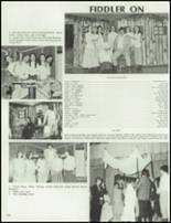 1981 Sissonville High School Yearbook Page 128 & 129