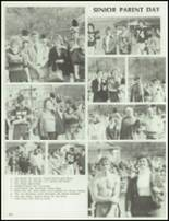 1981 Sissonville High School Yearbook Page 136 & 137