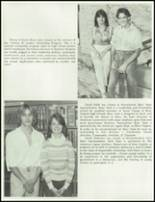 1981 Sissonville High School Yearbook Page 142 & 143