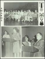 1981 Sissonville High School Yearbook Page 154 & 155