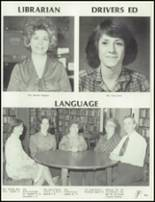 1981 Sissonville High School Yearbook Page 166 & 167