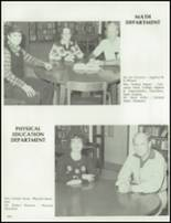 1981 Sissonville High School Yearbook Page 168 & 169
