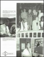 1992 Westminster Academy Yearbook Page 16 & 17