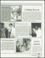 1992 Westminster Academy Yearbook Page 22 & 23