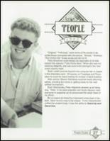 1992 Westminster Academy Yearbook Page 30 & 31