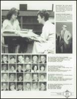 1992 Westminster Academy Yearbook Page 34 & 35