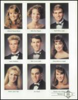 1992 Westminster Academy Yearbook Page 38 & 39