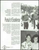 1992 Westminster Academy Yearbook Page 48 & 49