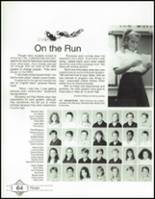 1992 Westminster Academy Yearbook Page 68 & 69