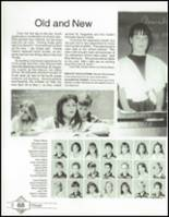 1992 Westminster Academy Yearbook Page 72 & 73