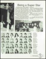 1992 Westminster Academy Yearbook Page 76 & 77