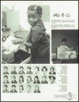 1992 Westminster Academy Yearbook Page 78 & 79