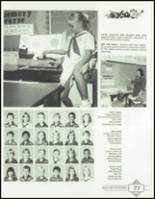 1992 Westminster Academy Yearbook Page 80 & 81