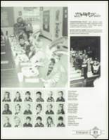 1992 Westminster Academy Yearbook Page 84 & 85