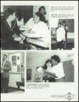 1992 Westminster Academy Yearbook Page 92 & 93