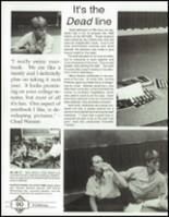 1992 Westminster Academy Yearbook Page 94 & 95