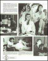 1992 Westminster Academy Yearbook Page 98 & 99