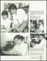 1992 Westminster Academy Yearbook Page 100 & 101