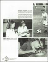 1992 Westminster Academy Yearbook Page 104 & 105