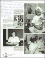 1992 Westminster Academy Yearbook Page 118 & 119