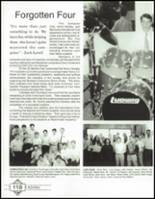 1992 Westminster Academy Yearbook Page 122 & 123