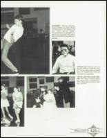 1992 Westminster Academy Yearbook Page 128 & 129