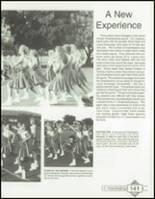 1992 Westminster Academy Yearbook Page 144 & 145